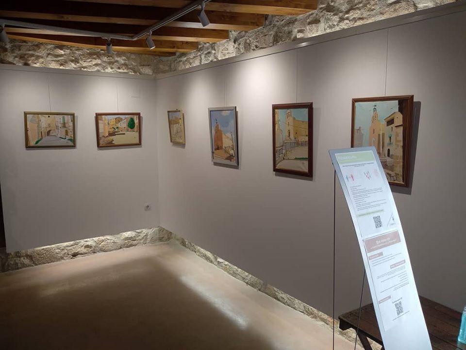 """Visita l'exposició temporal """"Passejant per Torrebesses"""" amb mediació @ Centre d'Interpretació de la Pedra Seca"""