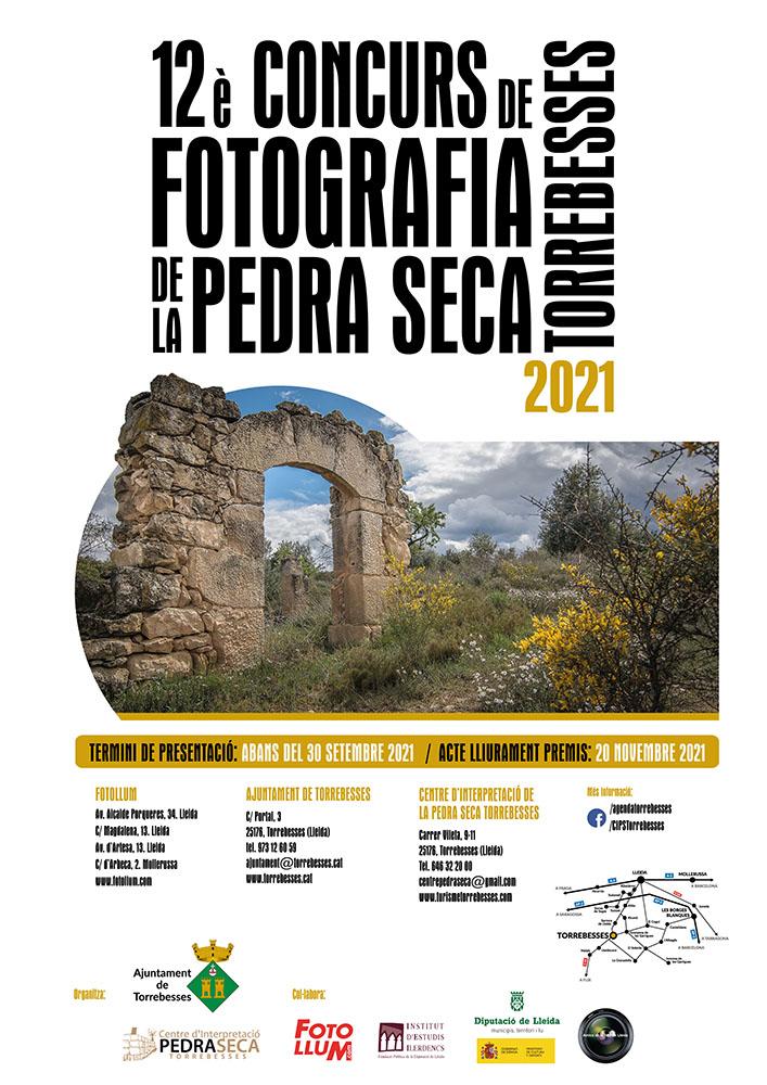 Acte de lliurament de premis del 12è Concurs de Fotografia de la Pedra Seca Torrebesses @ Centre d'Interpretació de la Pedra Seca