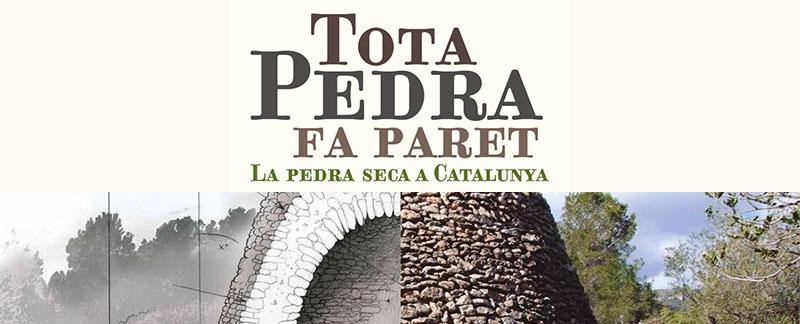 """Inauguració de l'exposició """"Tota pedra fa paret. La pedra seca a Catalunya"""" @ Centre d'Interpretació de la Pedra Seca de Torrebesses"""